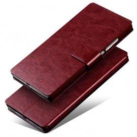 Pouzdro pro ULEFONE POWER Power 3 3S Ulefone S7 S8 Pro Metal, flip, peněženka, PU kůže