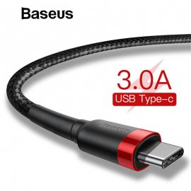 High quality USB cable Type C Baseus, 3A Fast Charging
