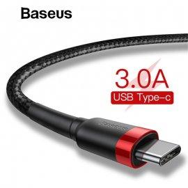 Kvalitní kabel USB Typ C Baseus, 3A Fast Charging