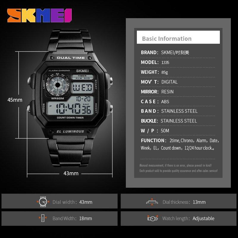 ... Pánské manažerské hodinky SKMEI e499b2ded93