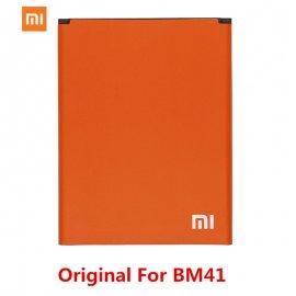 Battery for Xiaomi HongMI Redmi 1S Red Rice 1S, 2050mAh BM41 Li-ion, original