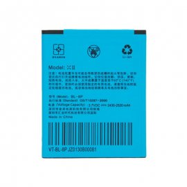 Batérie pre Umi X2 BL8P BL 8P BL8P VOTO X2, 2500mAh