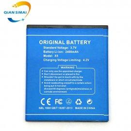 Batérie pre DOOGEE X5 DOOGEE X5 PRE DOOGEE X5S, 2400mAh, original
