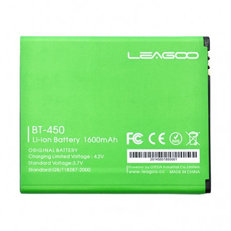 Baterie pro LEAGOO M8 LEAGOO M8 PRO, BT-572P, 3500mAh, original