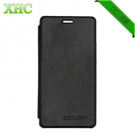 Case for CUBOT ECHO CUBOT MANITO, flip, stand, PU leather