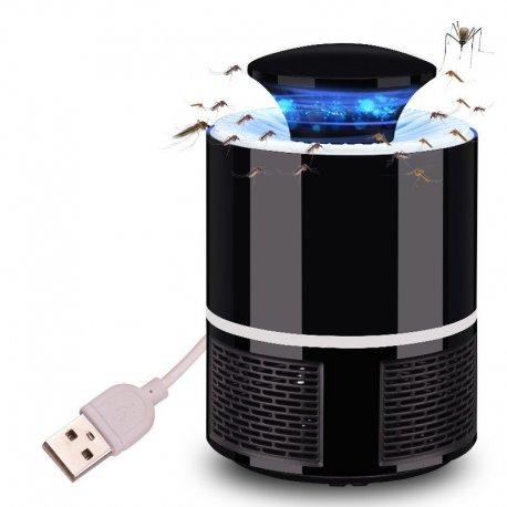 Noční světlo, elektrický zabiják komárů a hmyzu,lapač komárů lapač hmyzu, 4 LED 1W 220V EU