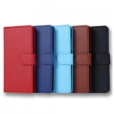 Pouzdro pro Doogee X10 X20 X30 X50 X53 X60, flip, peněženka, PU kůže