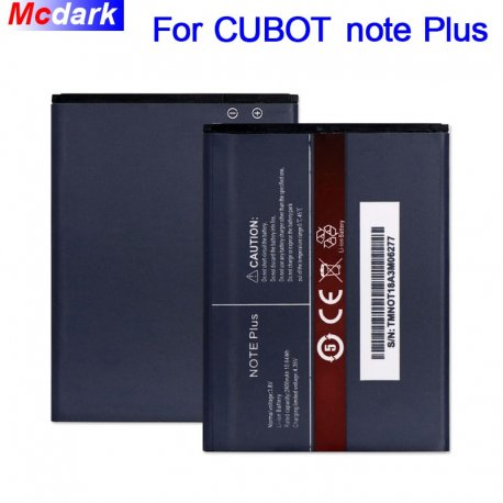 Baterie pro CUBOT Note Plus 2800mAh, original