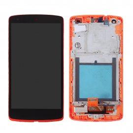 LCD obrazovka displej pro LG Nexus 5 Screen D820 D821 + dotyková vrstva digitizer + rámeček