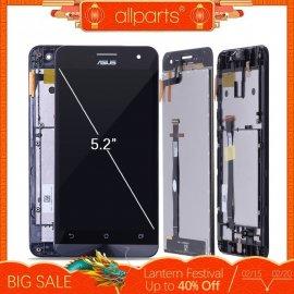 LCD obrazovka displej pre ASUS Zenfone 5 T00J A500KL A500CG A501CG + dotyková vrstva digitizer + rámček