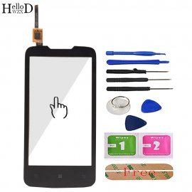 Touch screen for Lenovo A820, digitizer + frame + tools