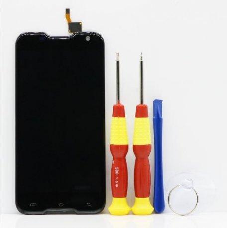 Náhradní dotyková obrazovka + LCD pro Iget Blackview BV5000