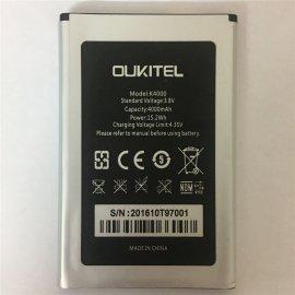 Baterie pro Oukitel K4000 Pro, 4000mAh, Original