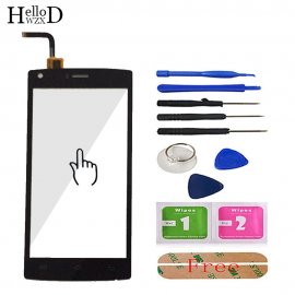 Touch screen for Doogee X5 Max \ X5 Max Pro, digitizer + frame