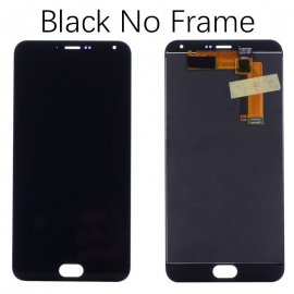 LCD obrazovka pro MEIZU M2 Note LCD + dotyková vrstva digitizer + rámeček