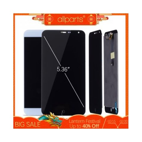 LCD obrazovka pro Meizu MX4 + dotyková vrstva digitizer, original