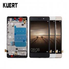LCD obrazovka pre Huawei P8 Lite LCD + dotyková vrstva digitizer + rámček