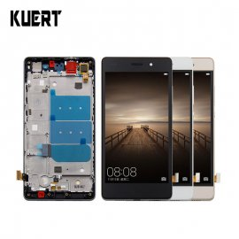 LCD Screen for Huawei P8 Lite LCD + Touch Layer Digitizer + Frame