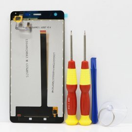 LCD screen for Ulefone Power Power 1 LCD + touch layer digitizer + frame