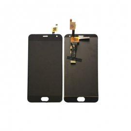 LCD obrazovka pro Meizu M2 Mini M578M M578U M578H M578 LCD + dotyková vrstva digitizer + rámeček