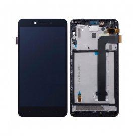 LCD obrazovka pro Xiaomi Redmi Note 2 LCD + dotyková vrstva digitizer + rámeček
