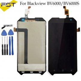 LCD obrazovka pro Blackview BV6000 Blackview BV6000S LCD + dotyková vrstva digitizer