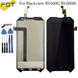 LCD screen for Blackview BV6000 Blackview BV6000S LCD + touch layer digitizer
