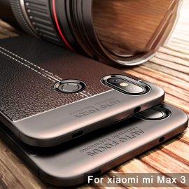 Pouzdro pro Mi Max 3 Mi Max3 Mi Max 2 Mi Max2, silikon TPU
