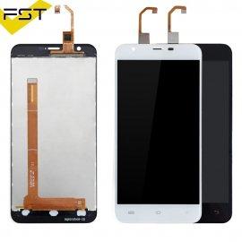 LCD obrazovka pro Oukitel U7 Plus LCD + dotyková vrstva digitizer + rámeček