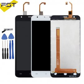 LCD screen for Oukitel U7 Plus LCD + touch screen digitizer + frame