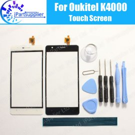 Touch screen for Oukitel K4000, digitizer + tools