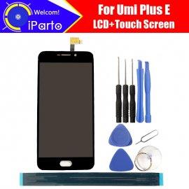 LCD obrazovka pro Umi plus E LCD + dotyková vrstva digitizer + rámeček