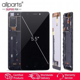 LCD obrazovka pro Lenovo A7000 + dotyková vrstva digitizer + nástroje