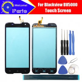 LCD Screen for Blackview BV5000 LCD + Touch Screen Digitizer + Frame, Original
