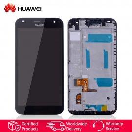LCD obrazovka pro Huawei G7 Huawei Ascend G7 + dotyková vrstva digitizer + nástroje