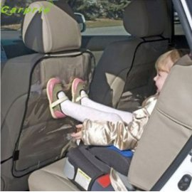 Protection of car front seats