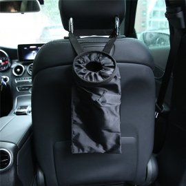 Odpadkový koš do automobilu na přední sedadla