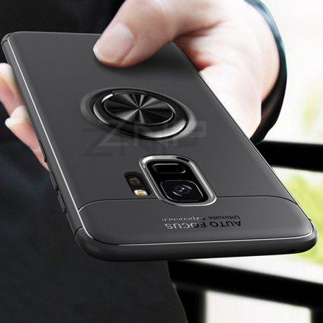 Pouzdro s magnetickým stojánkem pro Samsung Galaxy S9 S8 Plus Note 8 Full Cover Case For Samsung S7 Edge J3 J5 J7