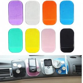 Anti-slip car mat, silicone