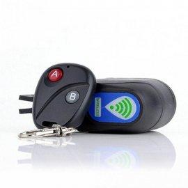 Alarm na jízdní kolo, detekce pohybu, dálkové ovládání