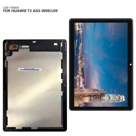 LCD displej + dotyková obrazovka pre Huawei MediaPad T3 10 AGS-L03 AGS-L09 AGS-W09 T3, digitizer