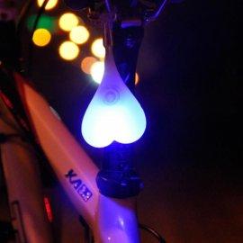 Blikačka na kolo, 3 barvy, 3 mody, voděodolná