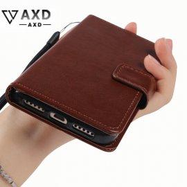 Pouzdro pro Leagoo S8 / S8 Pro Pro LEAGOO T5 / T5C / T1, peněženka, stojánek, PU kůže