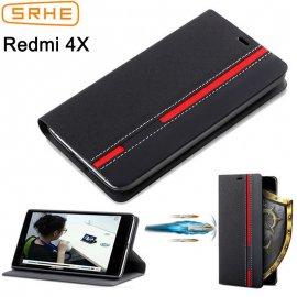 Case for Xiaomi Redmi 4X Xiaomi Redmi 4X Pro, Wallet, Stand,