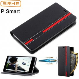 Pouzdro pro Huawei P Smart Plus, flip, stojánek, peněženka