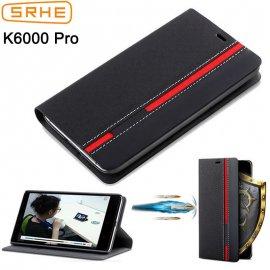 Pouzdro pro Oukitel K6000 Pro, flip, stojánek, peněženka