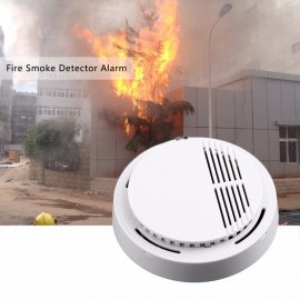 Smoke detector, fire protection, 85db