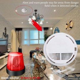 Hlásič kouře, ochrana proti požáru, 85db