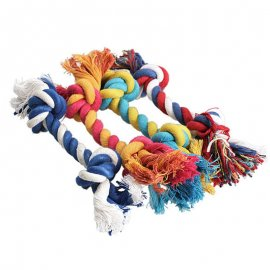 Toy for dogs, teething rope 15CM