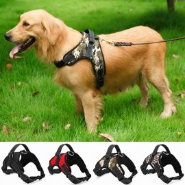 Harness Collar K9 Nylon Ergonomic Dog Harness